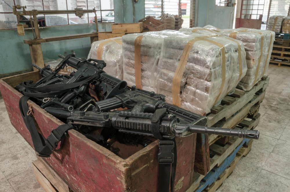 smuggling-weapons-drugs-border-patrol-El-Paso-Texas-drug-bust-Houston-addiction-treatment